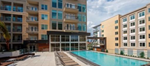 Pool at Listing #230695