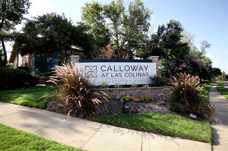 Calloway at Las Colinas Apartments