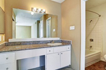 Bathroom at Listing #139871
