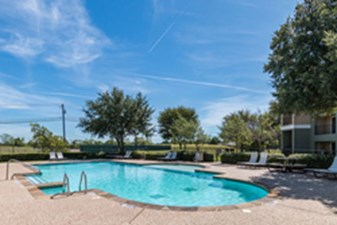 Pool at Listing #137942