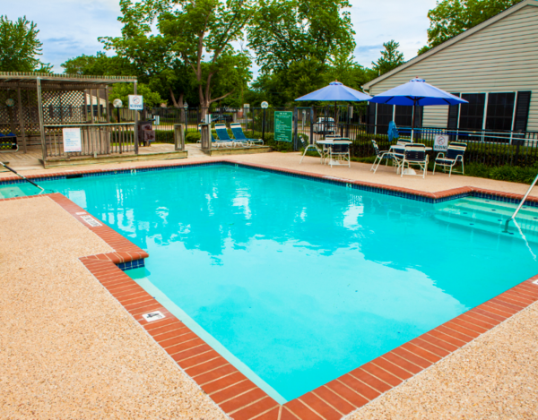 Pool at Listing #147870