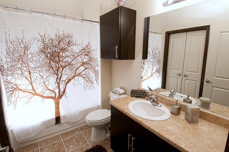 Bathroom at Listing #226901