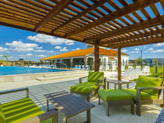 Mansions 3Eighty Apartments Aubrey TX