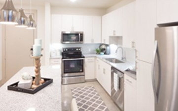 Kitchen at Listing #293425