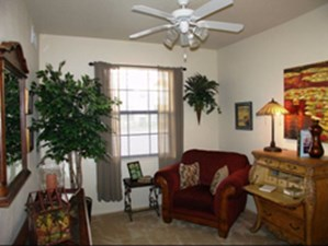 Living Room at Listing #144632