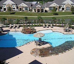 Pool at Listing #153048