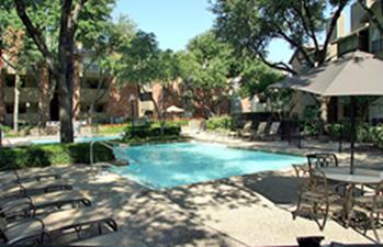 Pool at Listing #137107