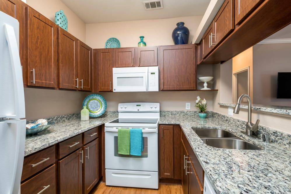 Kitchen at Listing #137762