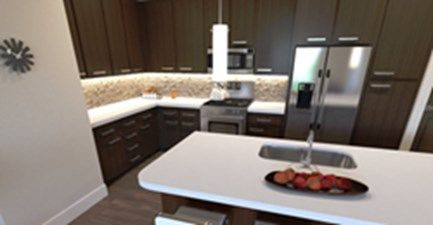 Kitchen at Listing #250831