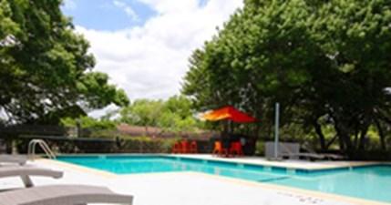 Pool at Listing #140594