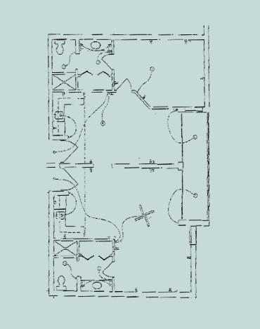 1,035 sq. ft. Luxury 2 floor plan