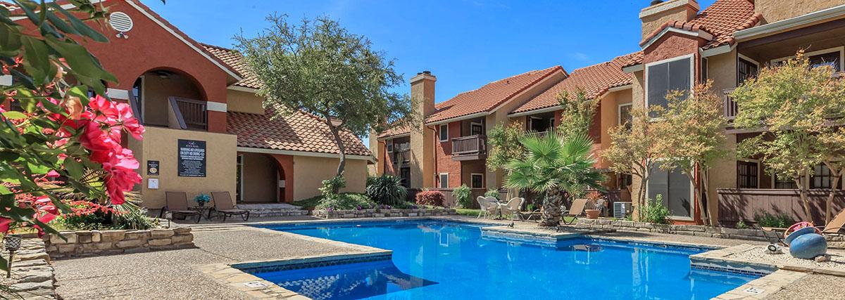 Santa Fe Condos Apartments San Antonio TX