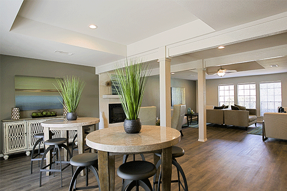 Clubhouse at Listing #136941