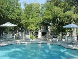 Pool at Listing #217372
