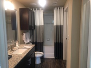 Bathroom at Listing #277434