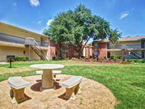 Courtyard at Listing #138700