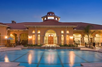 Pool at Listing #145367
