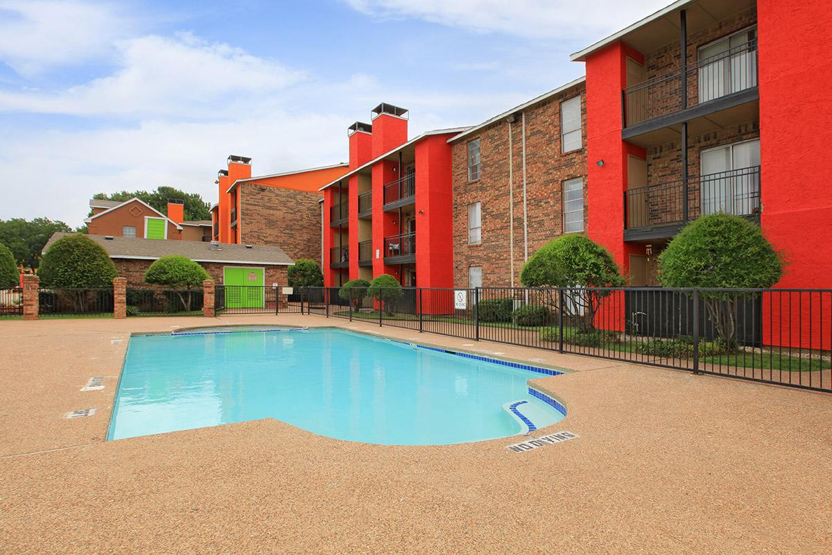 Pool at Listing #136457