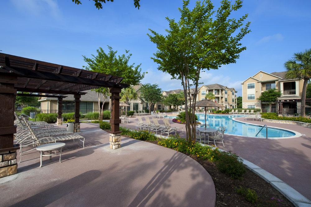 Pool at Listing #144715