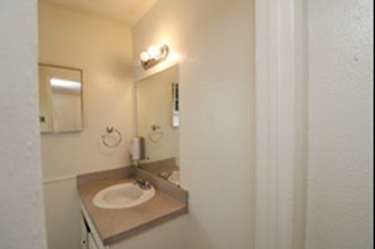 Bathroom at Listing #136680