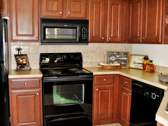 Kitchen at Listing #144194