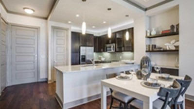 Dining/Kitchen at Listing #226733