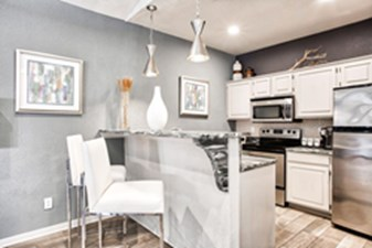 Kitchen at Listing #135721