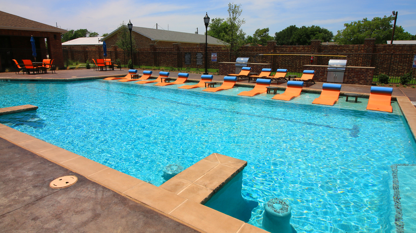Pool at Listing #248848