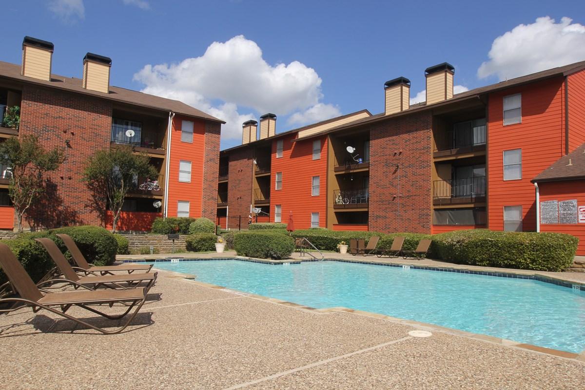 Pool at Listing #136397