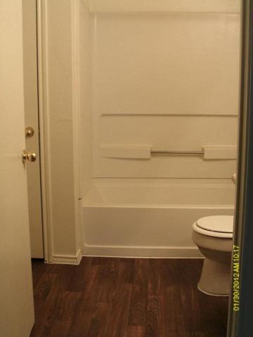 Bathroom at Listing #144343
