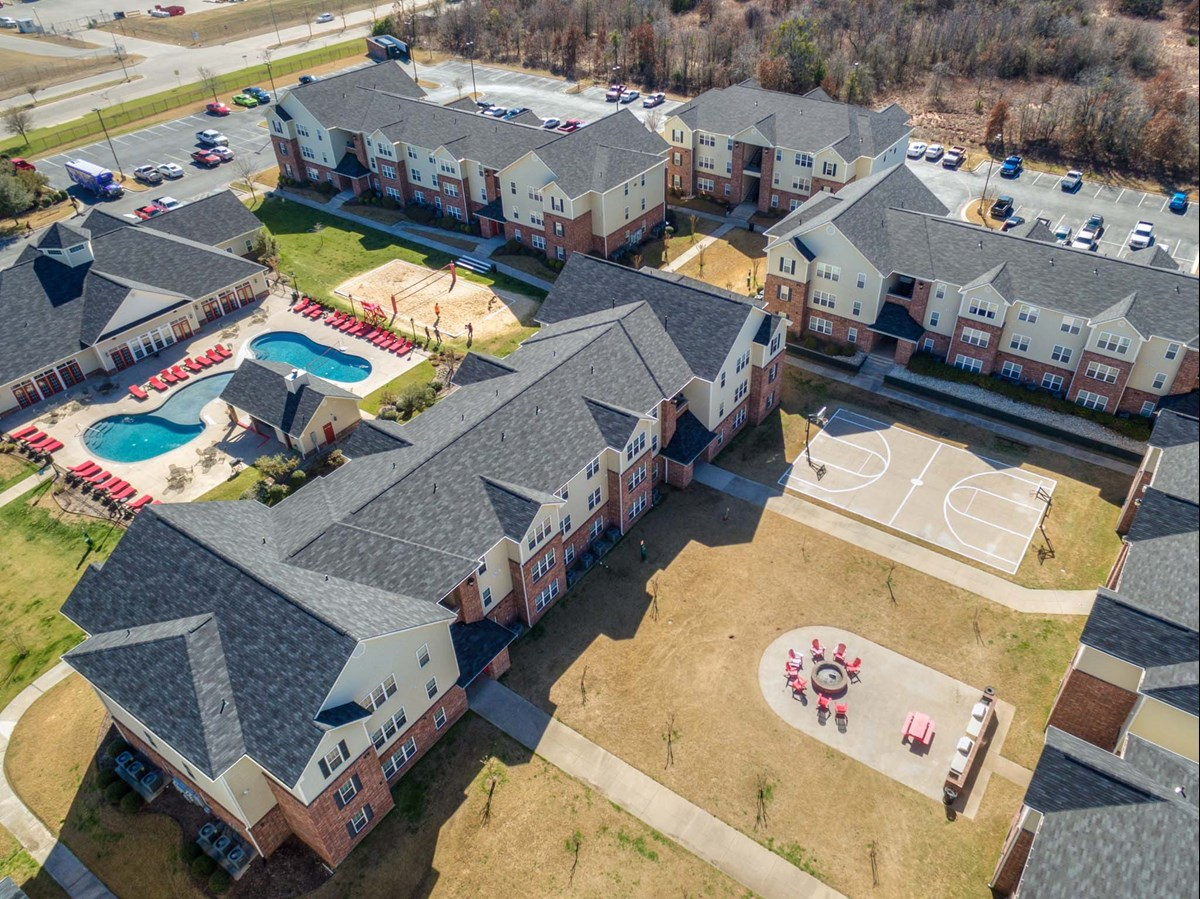 Aerial View at Listing #233238