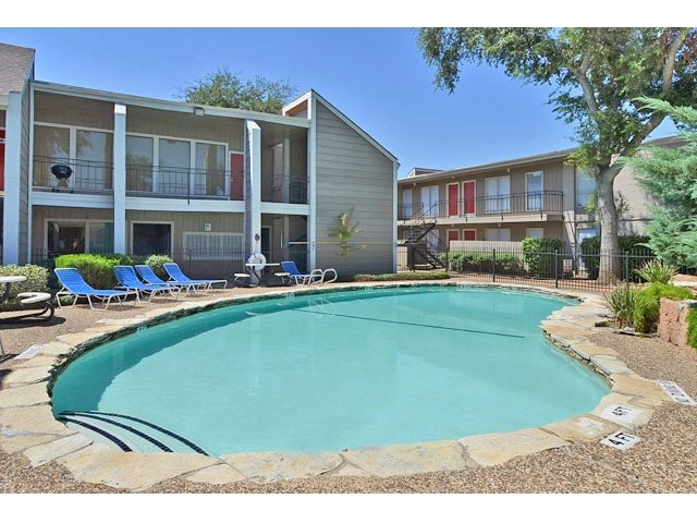 Pool at Listing #139838