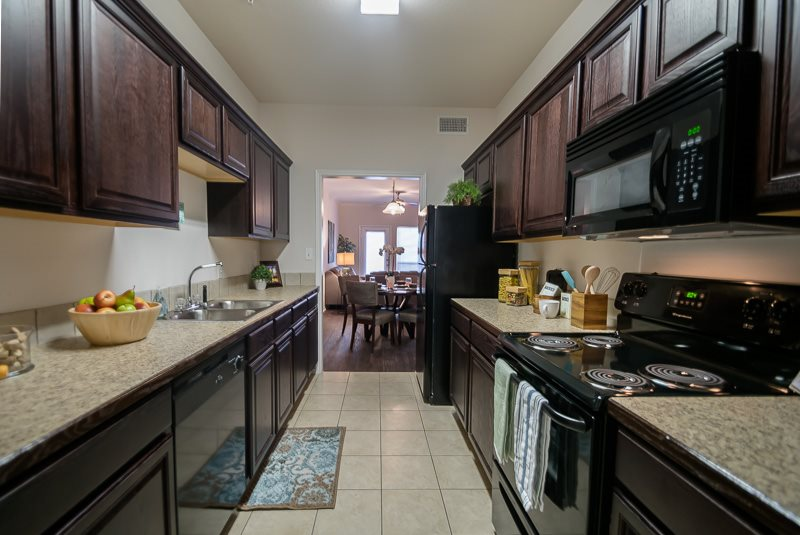 Kitchen at Listing #152854
