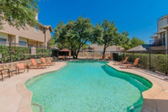 Pool at Listing #144943