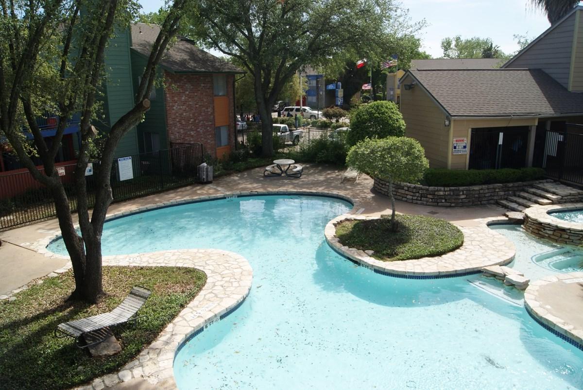 Pool at Listing #139668