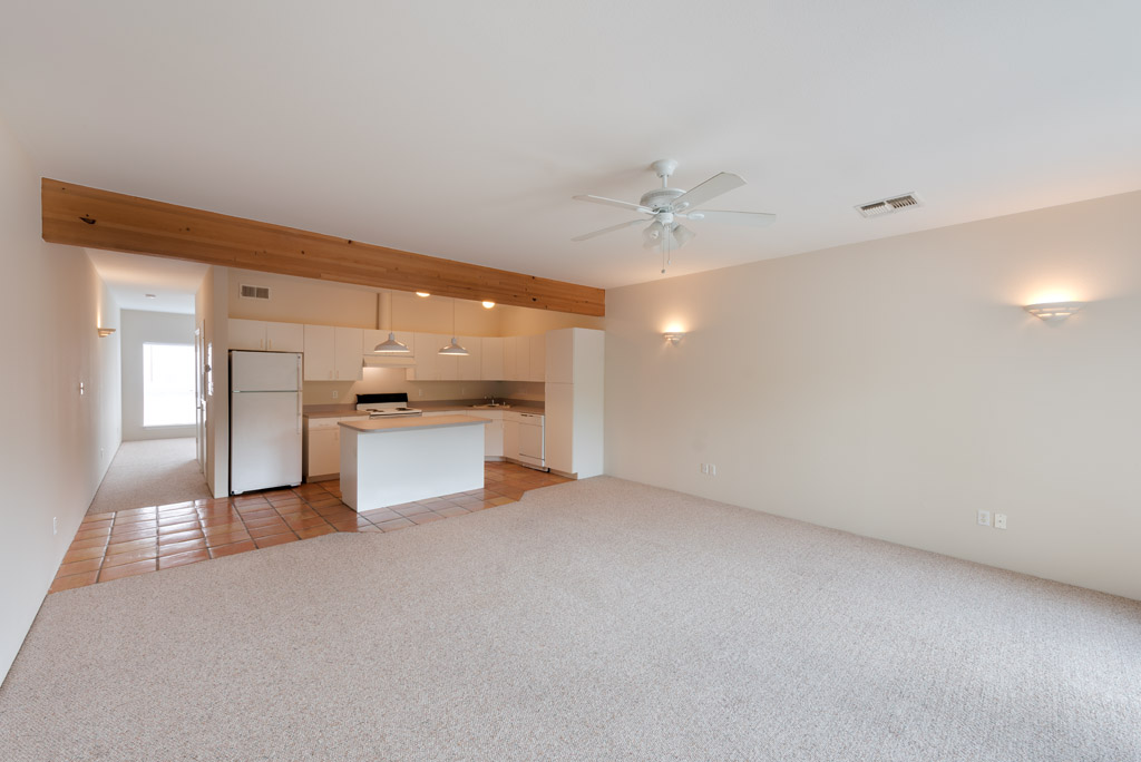 Living Area at Listing #138960