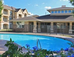 Pool at Listing #144440