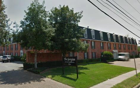 Georgian Apartments Houston, TX