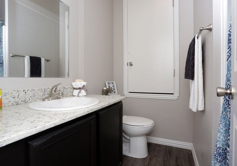 Bathroom at Listing #283250