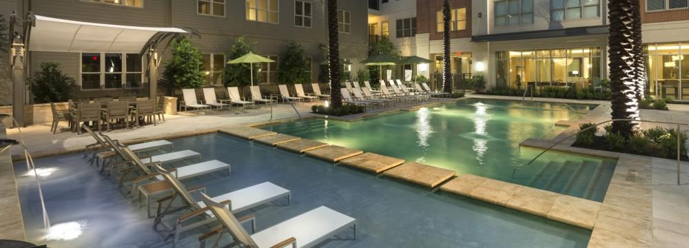 Pool at Listing #236617