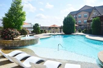 Pool at Listing #145874