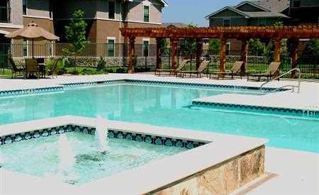 Pool at Listing #144049