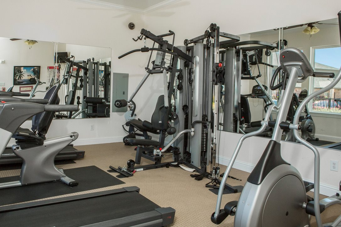 Fitness Center at Listing #152854