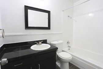 Bathroom at Listing #137588