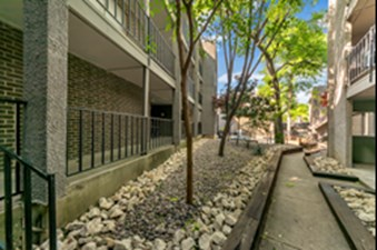 Courtyard at Listing #136169