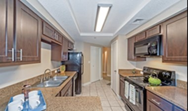 Kitchen at Listing #141347