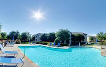 Pool at Listing #137945