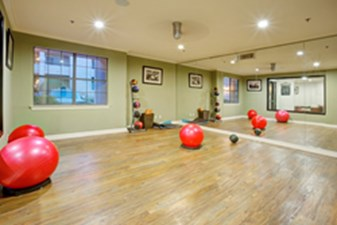 Fitness at Listing #135904