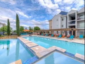 Pool at Listing #224272