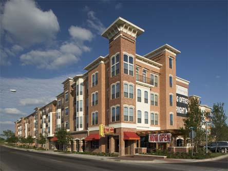 Residences at the Triangle II at Listing #256591